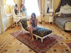 Hotel Imperial Vienna Wien travel Lifestyle blog luxury Suite