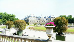 Paris France Palais du Luxembourg travel lifestyle
