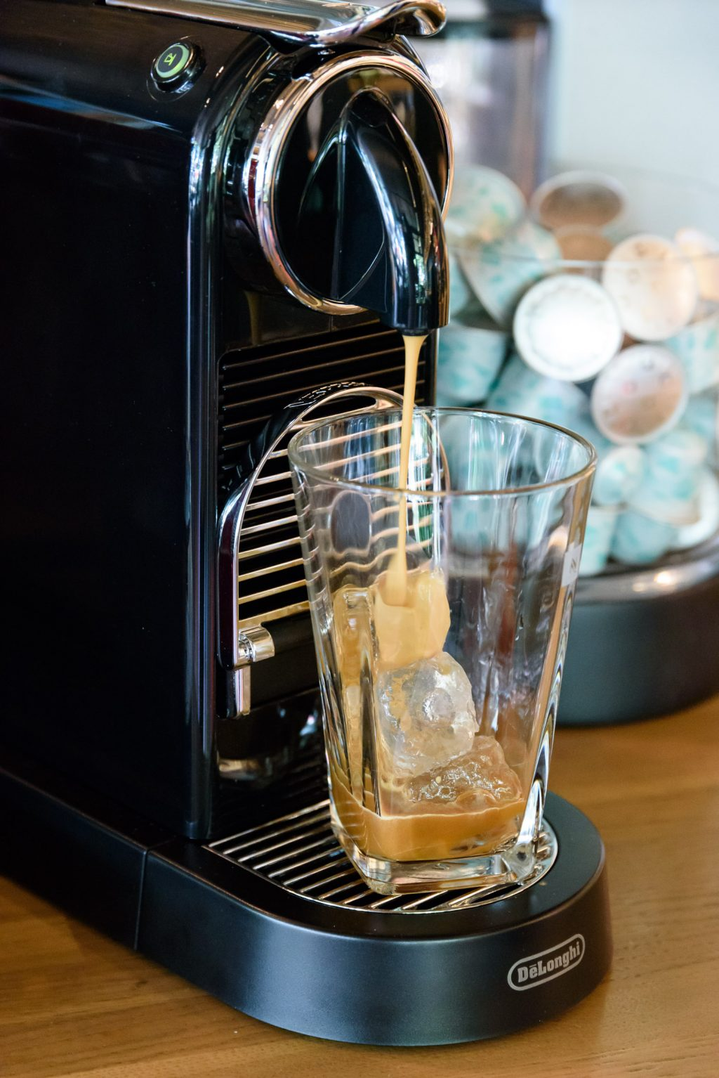 Nespresso-On Ice-2017 Nespresso machine Vienna Blog
