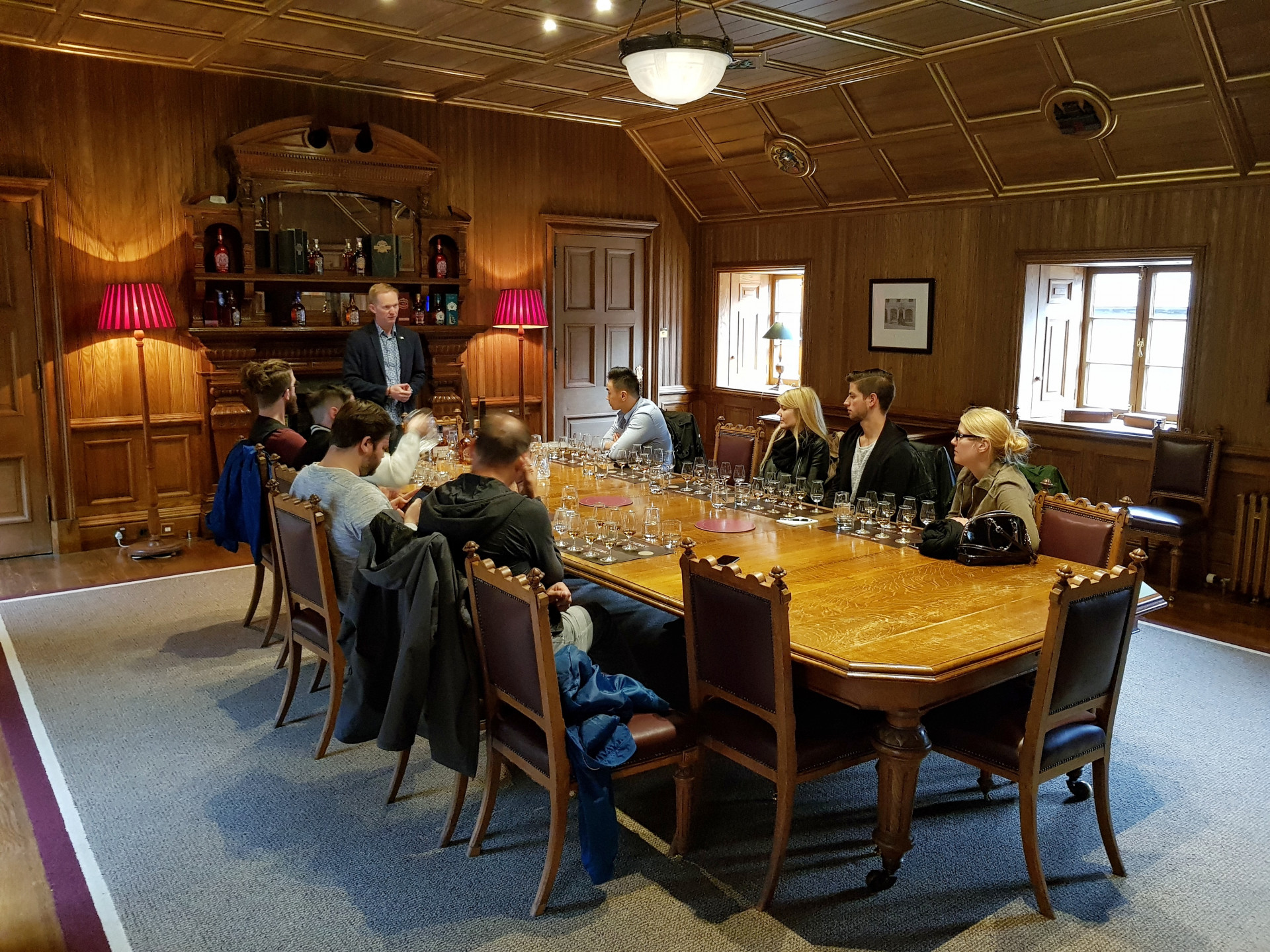Exploring the Home of Chivas Regal Whisky in Scotland - The Vienna ...