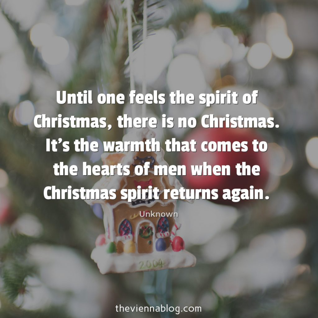 50 Best Christmas Quotes of all time - Part 2 - The Vienna BLOG ...