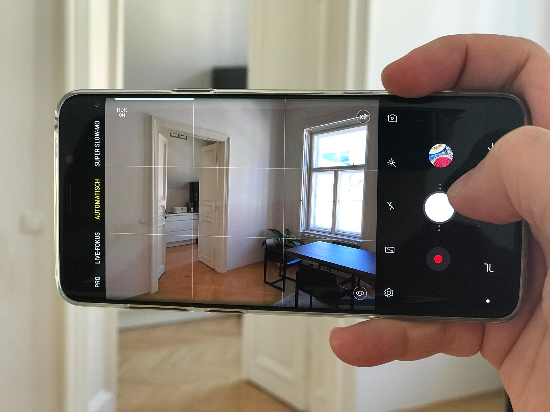 Top Samsung Galaxy S9 Camera Tips and Tricks - The Vienna